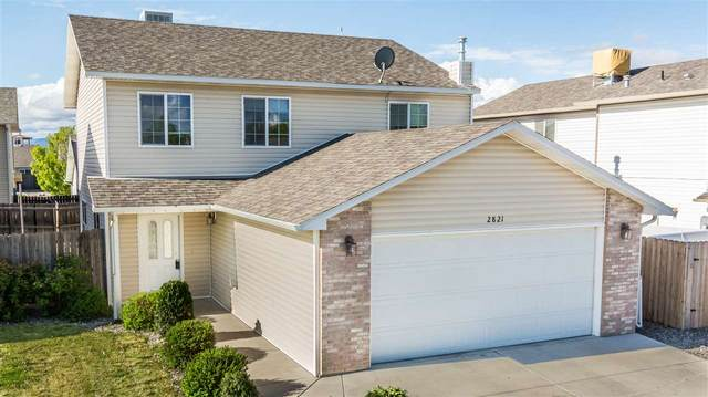 2821 Village Park Drive, Grand Junction, CO 81506 (MLS #20210175) :: The Kimbrough Team | RE/MAX 4000