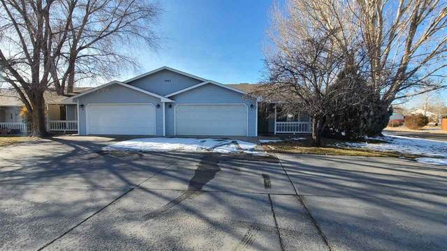 2943 Bunting Avenue 1 And 2, Grand Junction, CO 81504 (MLS #20210181) :: The Danny Kuta Team