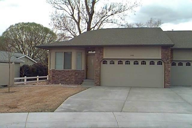 1500 Treehaven Court, Grand Junction, CO 81506 (MLS #20210183) :: The Danny Kuta Team