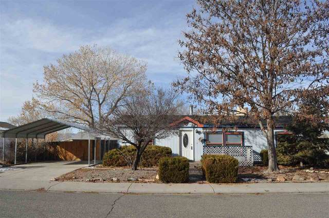 443 Florence Road, Grand Junction, CO 81504 (MLS #20210185) :: The Danny Kuta Team