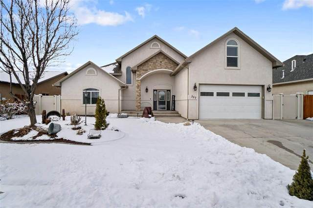 357 N Bookcliff Court, Fruita, CO 81521 (MLS #20210187) :: The Kimbrough Team | RE/MAX 4000