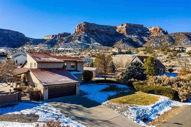 2187 Quail Court, Grand Junction, CO 81507 (MLS #20210188) :: The Kimbrough Team | RE/MAX 4000
