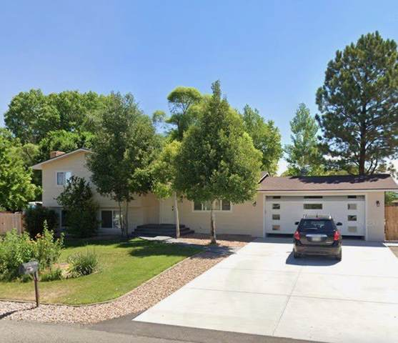534 Village Way, Grand Junction, CO 81507 (MLS #20210189) :: The Kimbrough Team | RE/MAX 4000