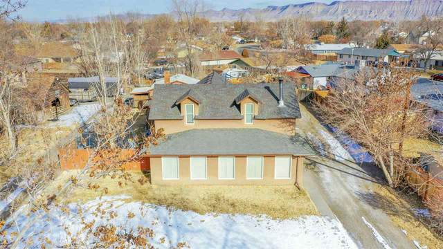3050 D 1/2 Road, Grand Junction, CO 81504 (MLS #20210190) :: The Grand Junction Group with Keller Williams Colorado West LLC