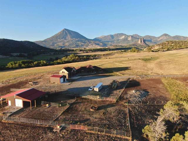 41333 D Road, Crawford, CO 81415 (MLS #20210193) :: CENTURY 21 CapRock Real Estate
