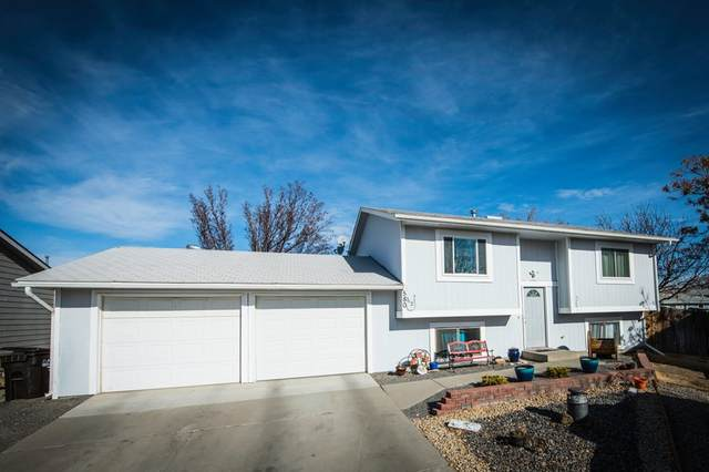 580 1/2 Fairfield Court, Grand Junction, CO 81504 (MLS #20210195) :: The Grand Junction Group with Keller Williams Colorado West LLC