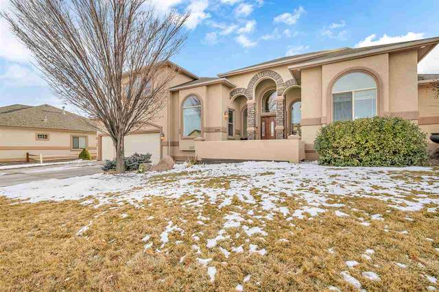2065 Spur Cross Road, Grand Junction, CO 81507 (MLS #20210196) :: The Grand Junction Group with Keller Williams Colorado West LLC