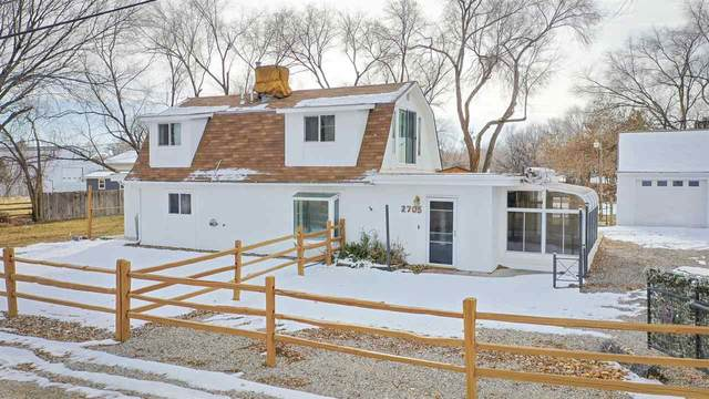 2705 B 1/4 Road, Grand Junction, CO 81503 (MLS #20210198) :: The Grand Junction Group with Keller Williams Colorado West LLC
