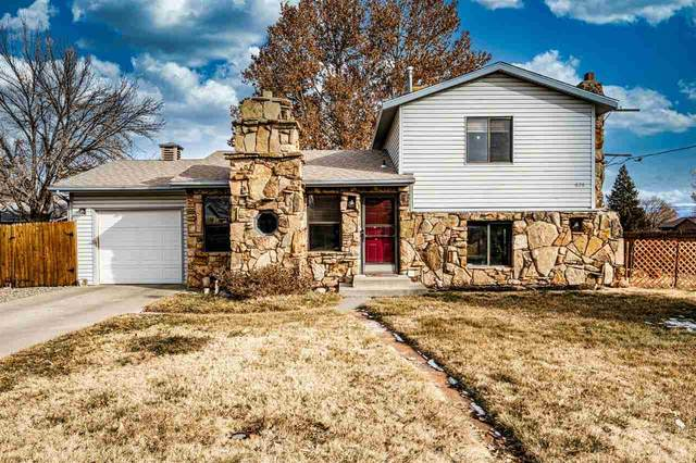 676 Ladore Street, Grand Junction, CO 81504 (MLS #20210203) :: The Grand Junction Group with Keller Williams Colorado West LLC