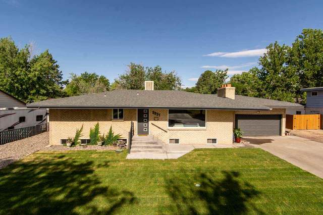 2537 Mira Vista Road, Grand Junction, CO 81501 (MLS #20210207) :: The Grand Junction Group with Keller Williams Colorado West LLC