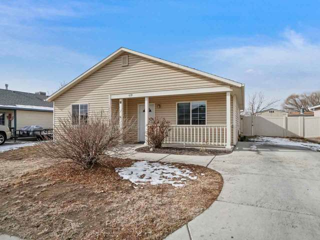 439 Pear Lane, Grand Junction, CO 81504 (MLS #20210209) :: The Grand Junction Group with Keller Williams Colorado West LLC