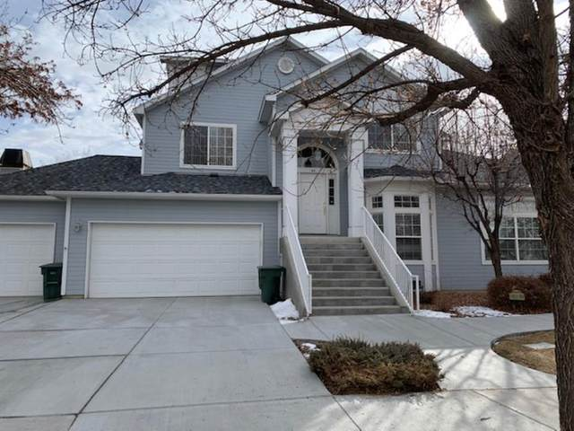 739 Glen Court #40, Grand Junction, CO 81506 (MLS #20210213) :: The Grand Junction Group with Keller Williams Colorado West LLC
