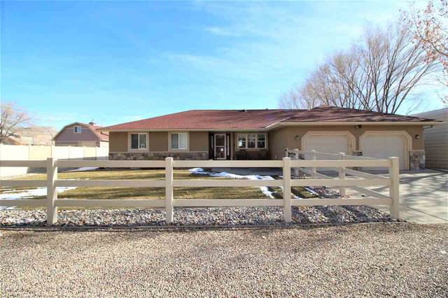 3455 F Road, Clifton, CO 81520 (MLS #20210214) :: The Kimbrough Team | RE/MAX 4000