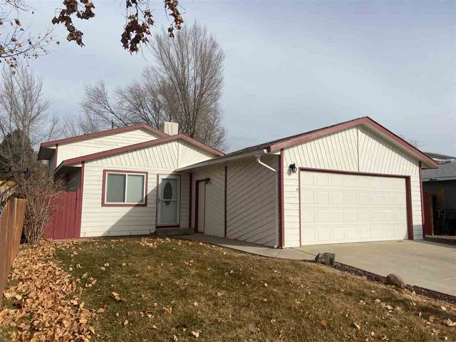2772 1/2 Milo Drive, Grand Junction, CO 81503 (MLS #20210218) :: The Kimbrough Team | RE/MAX 4000