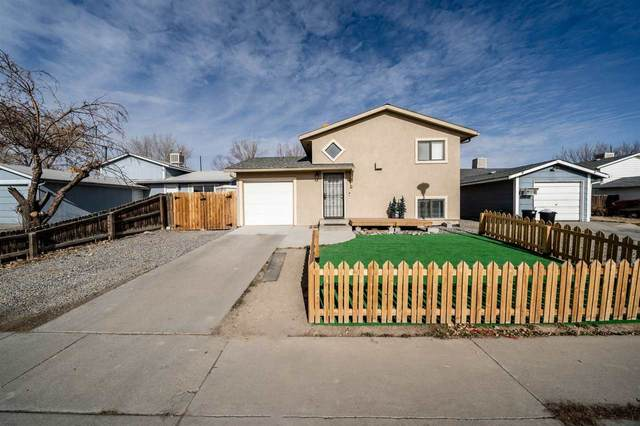 3218 Mesa Avenue, Clifton, CO 81520 (MLS #20210220) :: The Danny Kuta Team