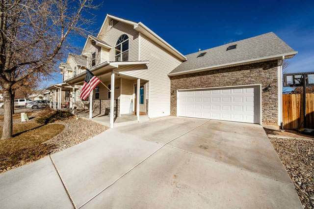 626 Shannon Lane, Grand Junction, CO 81504 (MLS #20210221) :: The Kimbrough Team | RE/MAX 4000