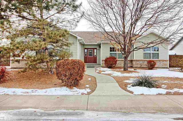 2863 Vista Mar Drive, Grand Junction, CO 81503 (MLS #20210225) :: CENTURY 21 CapRock Real Estate