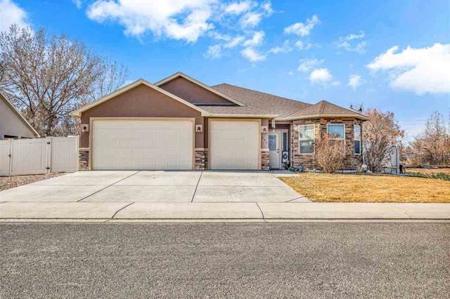 295 Mahan Street, Grand Junction, CO 81503 (MLS #20210226) :: The Grand Junction Group with Keller Williams Colorado West LLC