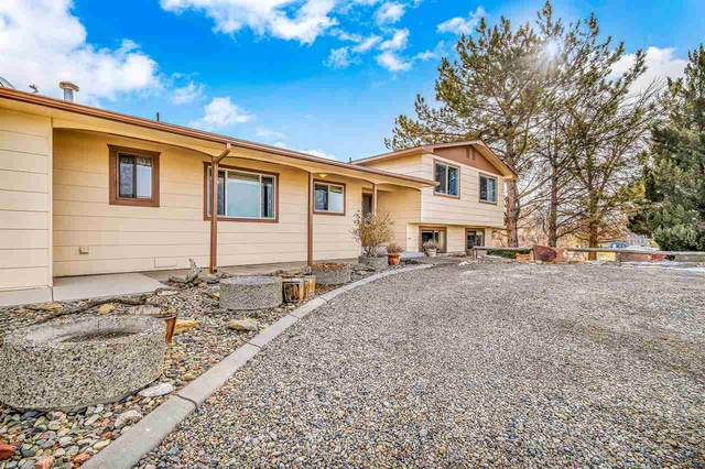 2631 Cottonwood Drive, Grand Junction, CO 81506 (MLS #20210229) :: The Grand Junction Group with Keller Williams Colorado West LLC