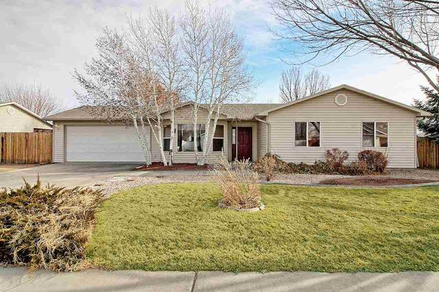 478 Moonlight Drive, Grand Junction, CO 81504 (MLS #20210233) :: The Kimbrough Team | RE/MAX 4000