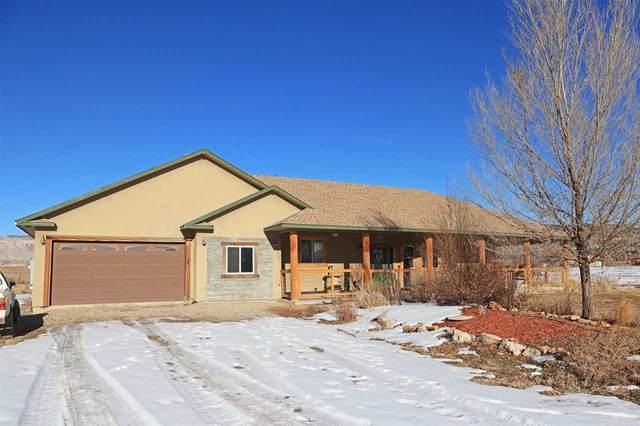 2172 45 1/2 Road, De Beque, CO 81630 (MLS #20210235) :: The Grand Junction Group with Keller Williams Colorado West LLC