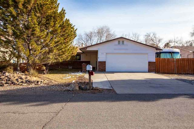 432 City View Lane, Grand Junction, CO 81507 (MLS #20210236) :: The Kimbrough Team | RE/MAX 4000