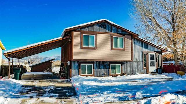 298 Darius Avenue, Rangely, CO 81648 (MLS #20210237) :: The Grand Junction Group with Keller Williams Colorado West LLC