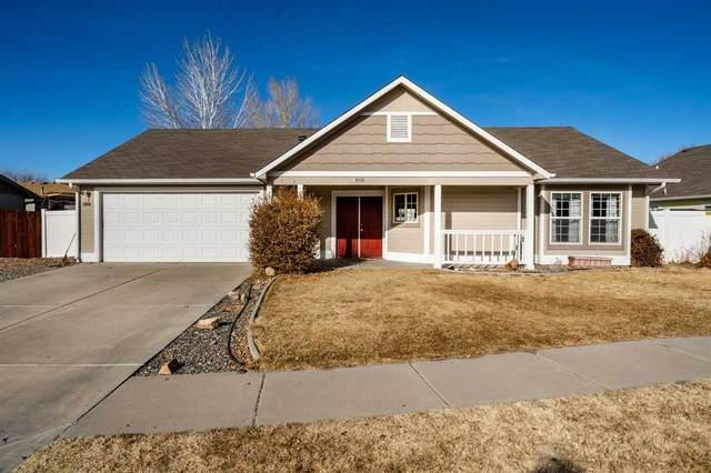 3056 Albers Drive, Grand Junction, CO 81504 (MLS #20210240) :: Western Slope Real Estate