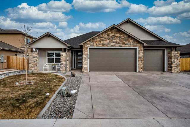 1589 Myers Lane, Fruita, CO 81521 (MLS #20210241) :: The Kimbrough Team | RE/MAX 4000