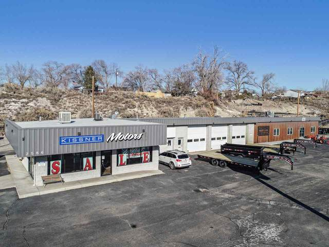 2586 Highway 6&50, Grand Junction, CO 81501 (MLS #20210243) :: CENTURY 21 CapRock Real Estate