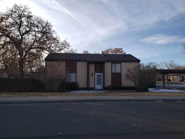 3127 Lakeside Way, Grand Junction, CO 81506 (MLS #20210248) :: Western Slope Real Estate