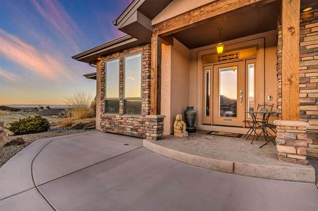 2668 Lookout Lane, Grand Junction, CO 81503 (MLS #20210257) :: Western Slope Real Estate
