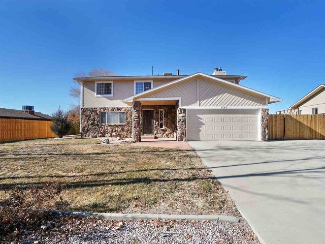 3115 Beechwood Street, Grand Junction, CO 81506 (MLS #20210264) :: The Joe Reed Team