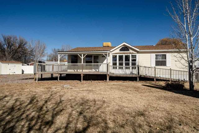 2954 Texas Avenue, Grand Junction, CO 81504 (MLS #20210265) :: The Kimbrough Team | RE/MAX 4000