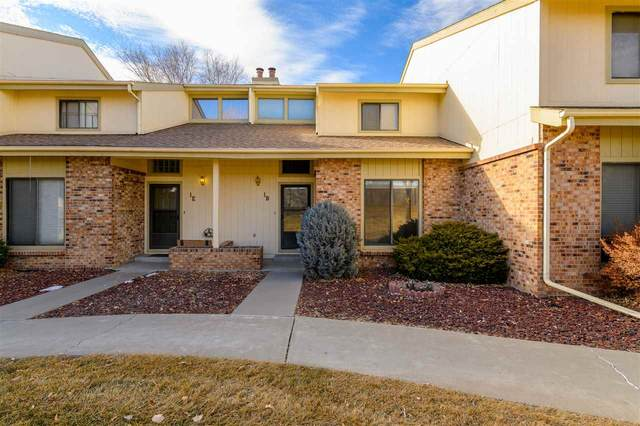 2675 Springside Court 1D, Grand Junction, CO 81506 (MLS #20210268) :: The Christi Reece Group