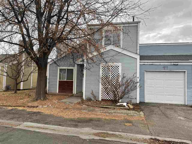 2833 Quincy Court #13, Grand Junction, CO 81503 (MLS #20210271) :: The Kimbrough Team | RE/MAX 4000