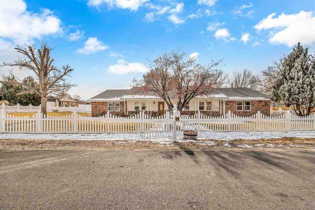 2671 Alpha Place, Grand Junction, CO 81505 (MLS #20210277) :: The Christi Reece Group