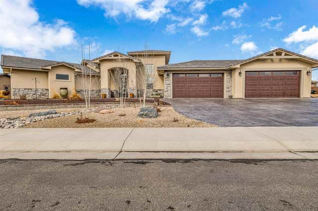 1447 Kiva Drive, Fruita, CO 81521 (MLS #20210282) :: The Grand Junction Group with Keller Williams Colorado West LLC