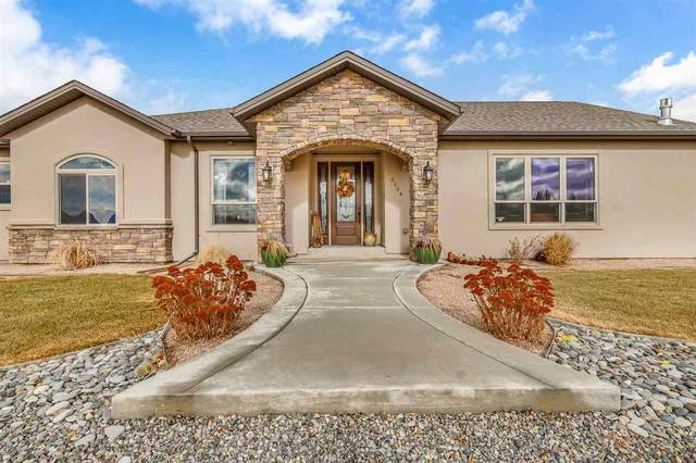 3154 Maddie Court, Grand Junction, CO 81503 (MLS #20210283) :: The Kimbrough Team | RE/MAX 4000