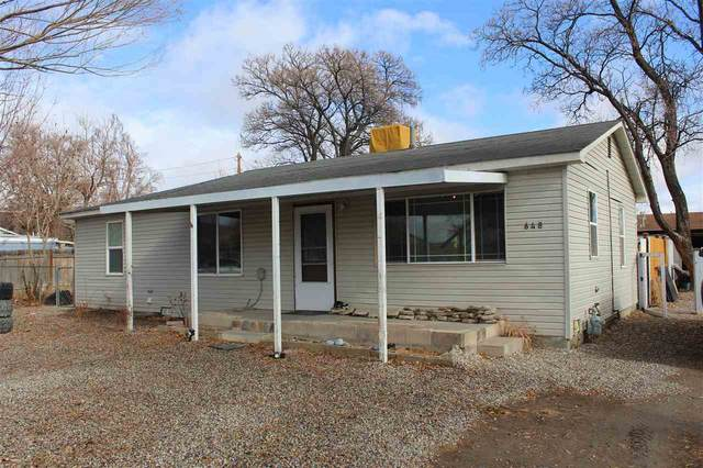648 Lois Street, Clifton, CO 81520 (MLS #20210285) :: The Grand Junction Group with Keller Williams Colorado West LLC