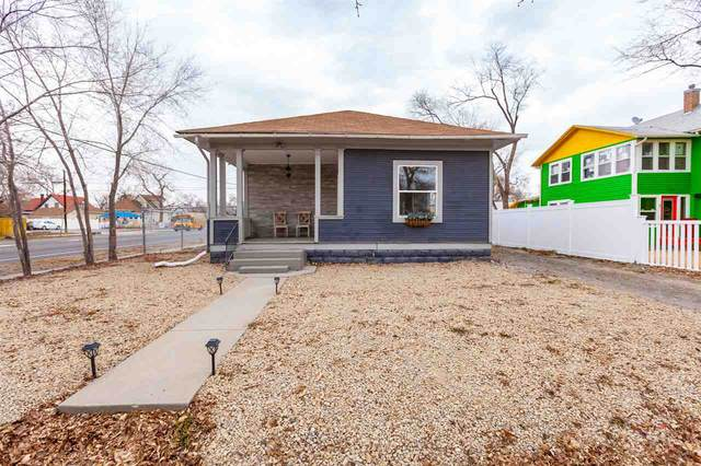 1202 White Avenue, Grand Junction, CO 81501 (MLS #20210287) :: The Christi Reece Group