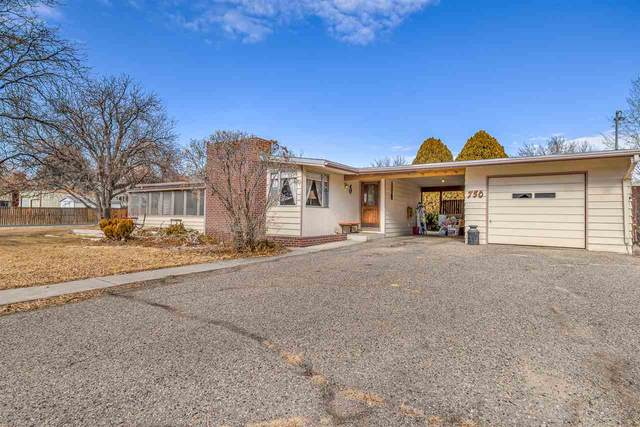750 Tulip Drive, Grand Junction, CO 81506 (MLS #20210295) :: The Christi Reece Group