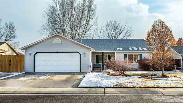 1126 Walnut Street, Fruita, CO 81521 (MLS #20210297) :: The Grand Junction Group with Keller Williams Colorado West LLC