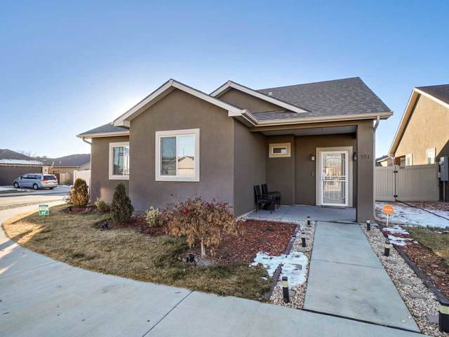 551 Red Cedar Way, Grand Junction, CO 81504 (MLS #20210299) :: Lifestyle Living Real Estate