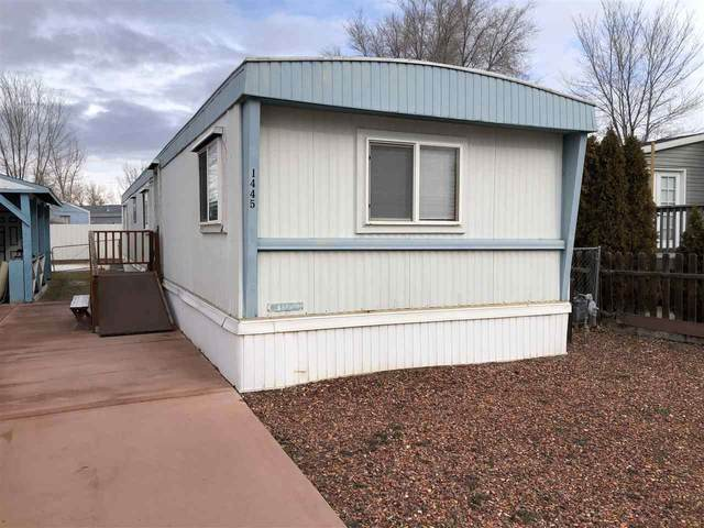 1445 Leo Avenue, Fruita, CO 81521 (MLS #20210309) :: The Grand Junction Group with Keller Williams Colorado West LLC