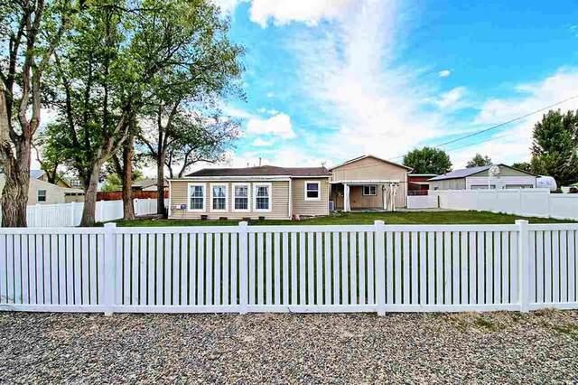 459 31 Road, Grand Junction, CO 81504 (MLS #20210312) :: Western Slope Real Estate