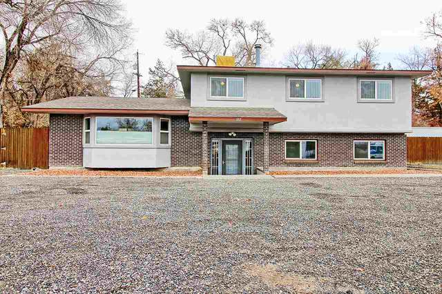 332 Walnut Avenue, Grand Junction, CO 81501 (MLS #20210317) :: The Kimbrough Team | RE/MAX 4000