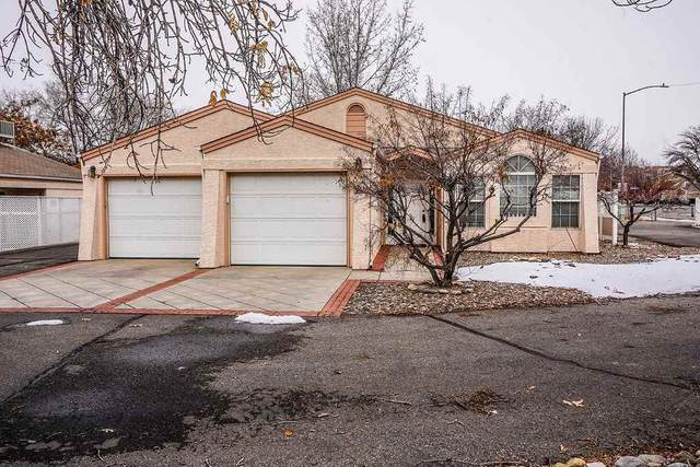 2824 Orchard Avenue, Grand Junction, CO 81501 (MLS #20210320) :: The Christi Reece Group