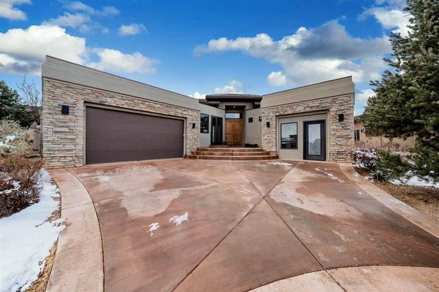 335 Iron Horse Court, Grand Junction, CO 81507 (MLS #20210323) :: The Grand Junction Group with Keller Williams Colorado West LLC
