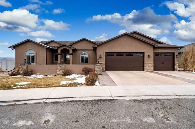 911 Kami Circle, Grand Junction, CO 81506 (MLS #20210324) :: Western Slope Real Estate